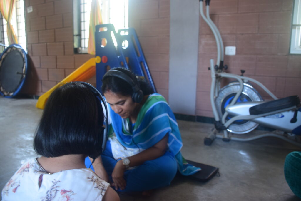 Occupational Therapy : The Listening Program